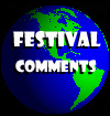 Festival Comments
