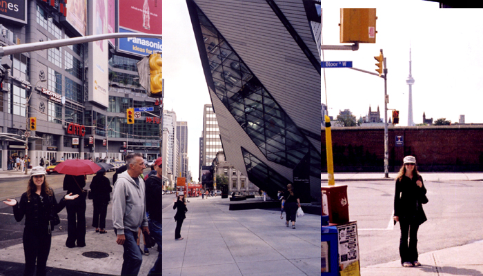 Young and Dundas, Royal Ontario Museum